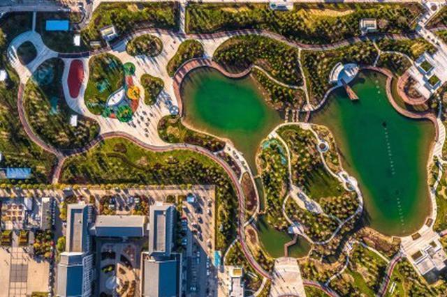 """同城丨太原""""高颜值""""和谐公园29日建成开放"""