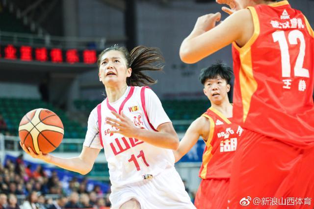 体育丨山西女篮99:69大胜湖北女篮 新赛季三连胜