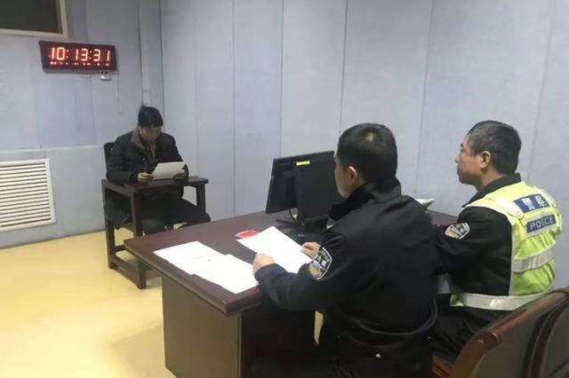 侯马货车司机使用网购驾驶证 路遇检查被罚5700元