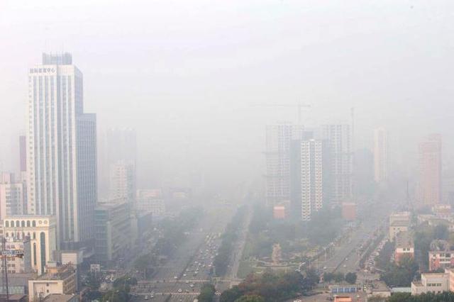 太原延长重污染天气橙色预警至12月15日24时