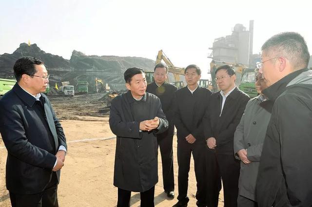 骆惠宁检查环保整改事项 强调突出问题要跟踪督办