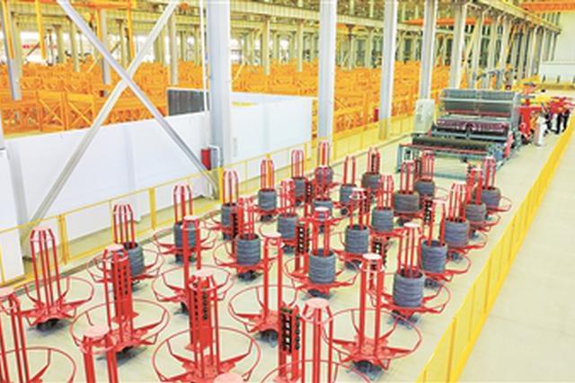 山西工业迈入提质增效发展新阶段 经济总量超五千亿