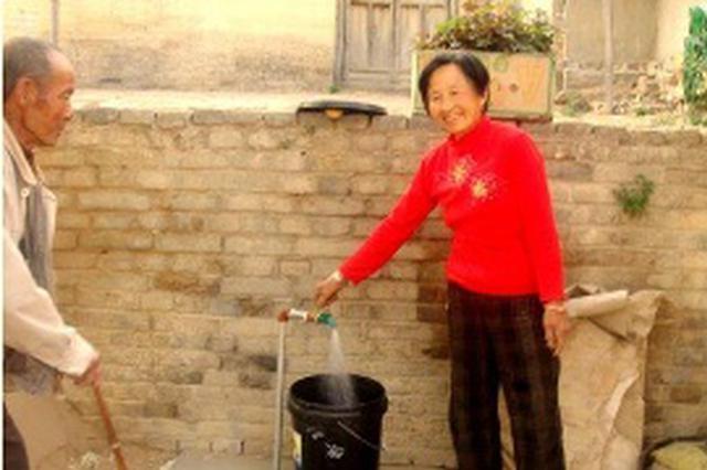忻州全力推进农村饮水工程建设 促进农村经济发展