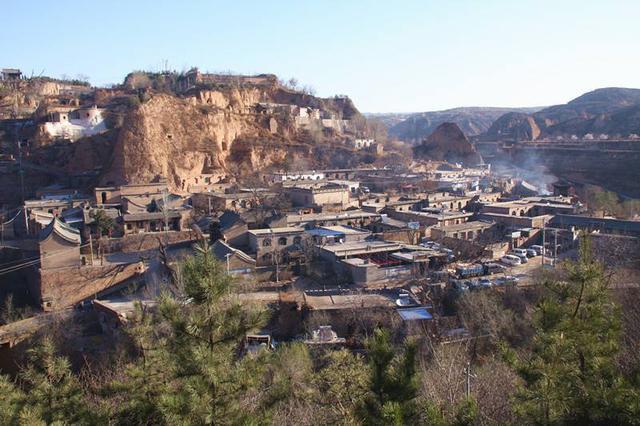 """山西后沟古村沿用至今的""""古水道""""令人惊叹"""