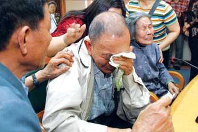 太原救助站引进人脸识别技术24位失散亲人将团聚