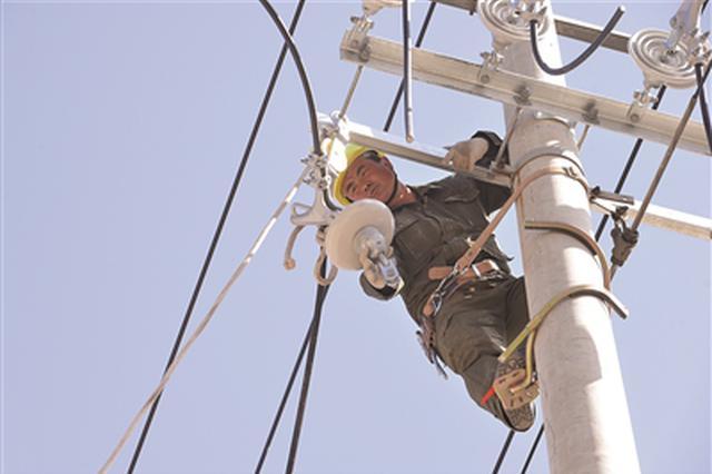 山西全面完成農村電網建設改造任務 提前2年實現目標