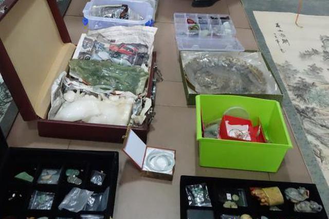 阳泉警方破获一起重大盗窃珠宝案 涉案金额达1000万
