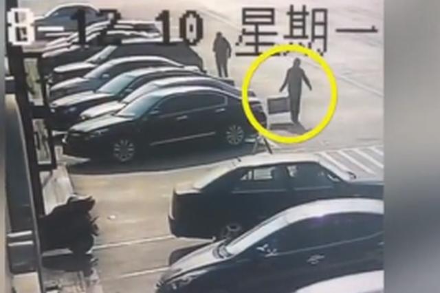 """视频丨太原:男子服务区遗弃一名""""兔唇""""宝宝"""