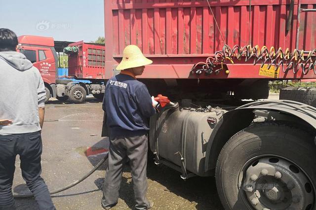 山西取缔黑加油站(点)226个 查没非法油品192.6吨