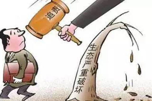 太原4起涉嫌污染犯罪案件被移送公安机关