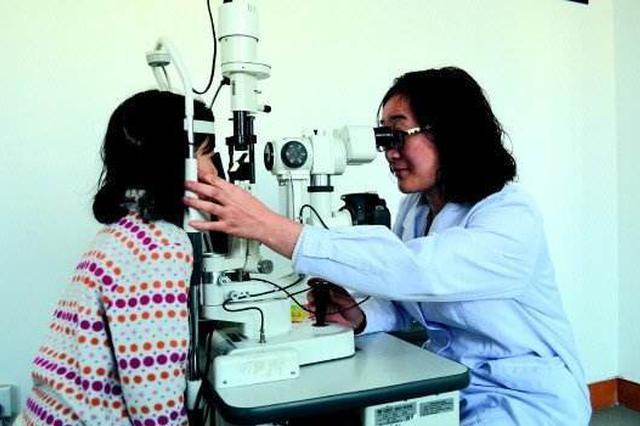 """""""小眼镜""""比比皆是 太原将开展儿童青少年近视调查"""