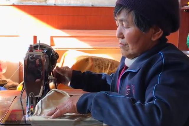 视频丨山西一7旬老太46年收养44个遗弃儿童