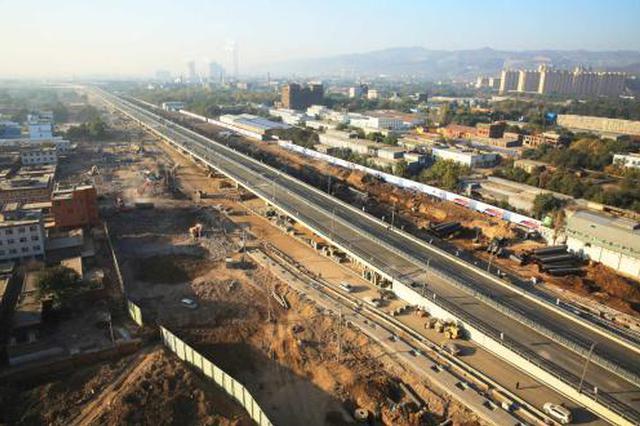 太原重点工程投资438亿完成率121.3% 排全省第一