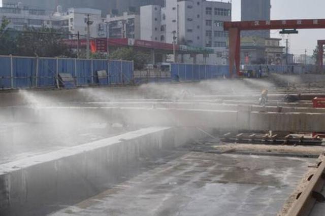 """太原10月份降尘量全国第一 获称最""""土""""城市"""