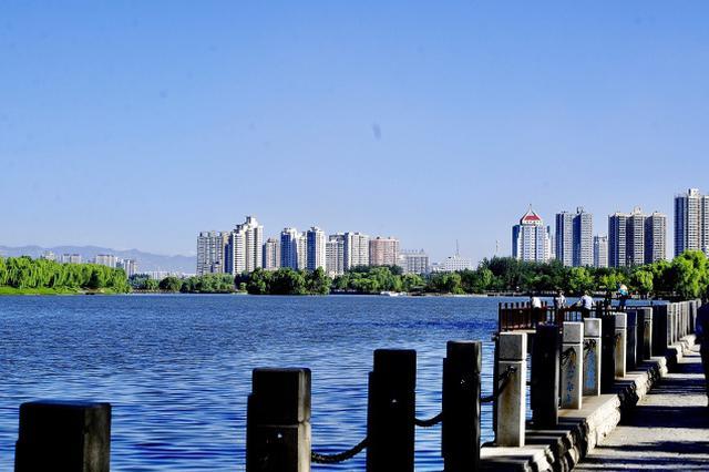 太原汾河景区三期工程明年6月底建成开放