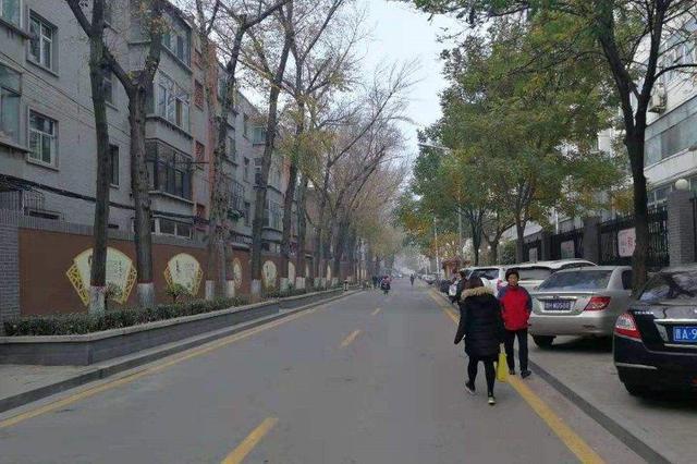 太原文明交通綜合治理 216條小街巷通過考核驗收