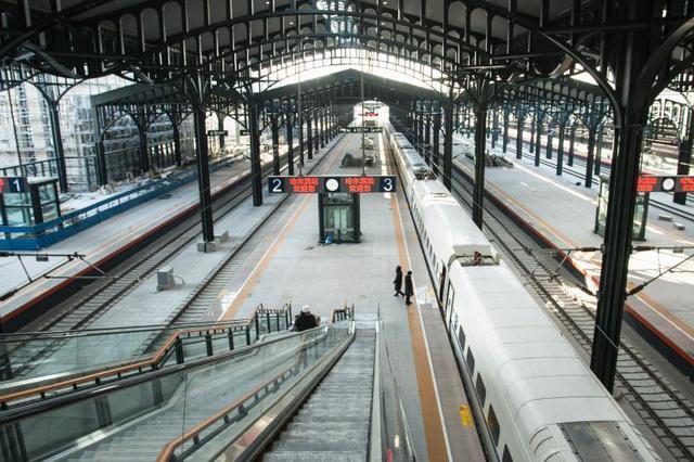 5日起新列车运行图启用 涉及阳泉多趟列车有调整