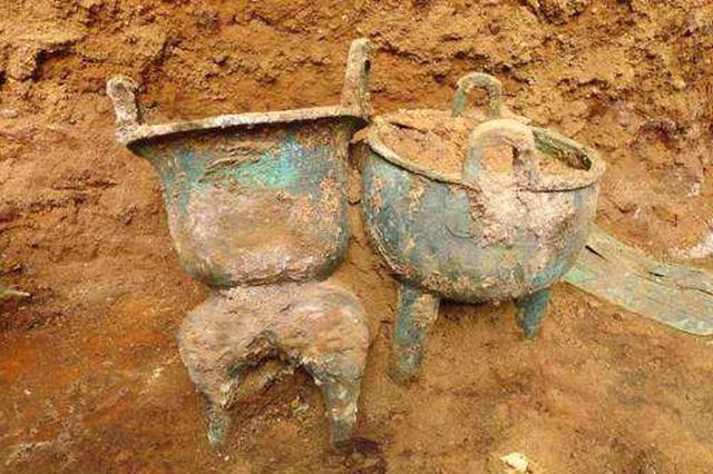 山西闻喜县发现一处商代晚期大型高等级贵族墓地