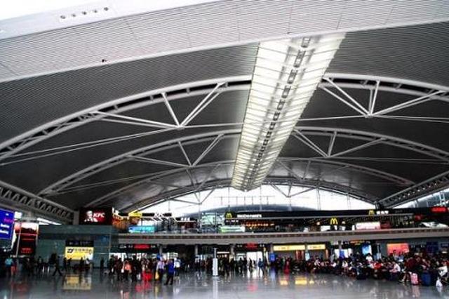 太原民警提醒:春节将至 火车站客流量将持续递增