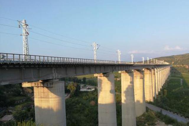 山西重要煤運通道準朔鐵路正式開通運營