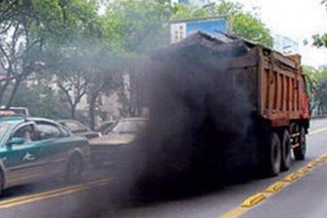 运城芮城县交警集中开展黄标车专项整治行动