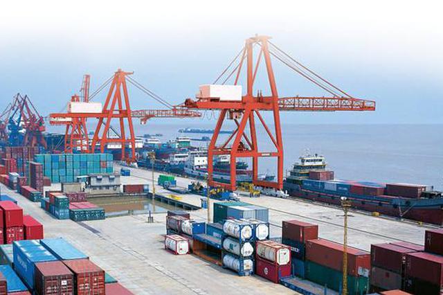 2018年1月-11月呂梁進出口總量增幅排名山西第一