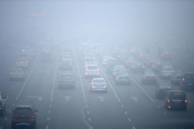 晋中发布重污染天气应急响应 市城区实行交通管制