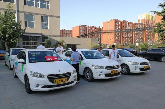 太原出租車開始年審 補審不合格將取消經營資格
