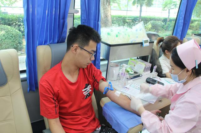 太原:無償獻血者可網上自助選擇紀念品