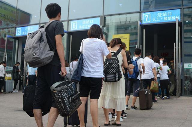 暑運7月1日開啟 火車票已全面開售