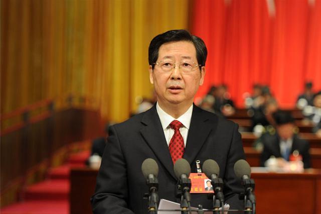 第一届中国-非洲经贸博览会开幕 楼阳生出席