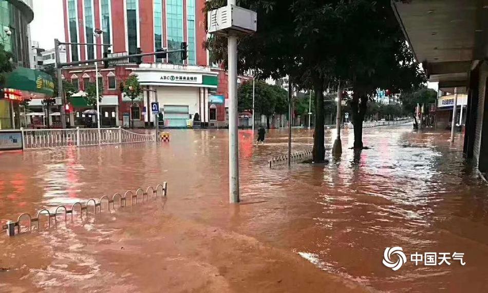 大同暴雨受灾受困53人 无人伤亡经济损失14万