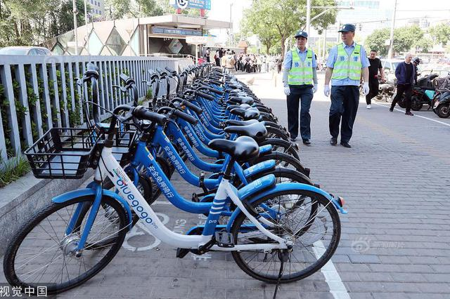 太原清理共享单车1万余辆 正在探索个人征信管理模式