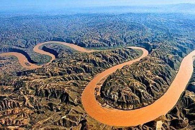 黄河山西段下游出现大面积流凌