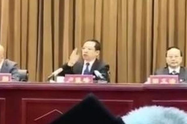 """山西区委书记为企业家撑腰:纪检政法应急""""铁军""""撑企"""
