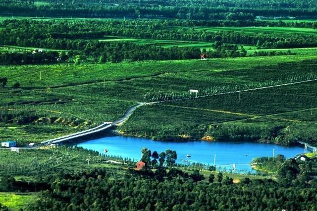 """塞上绿洲70年""""植树造林记"""":从绿起来到富起来"""