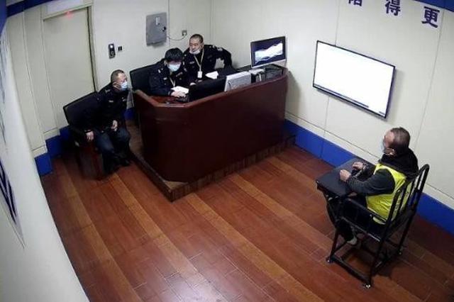 山西临汾警方抓获20年前抢劫强奸杀人逃犯