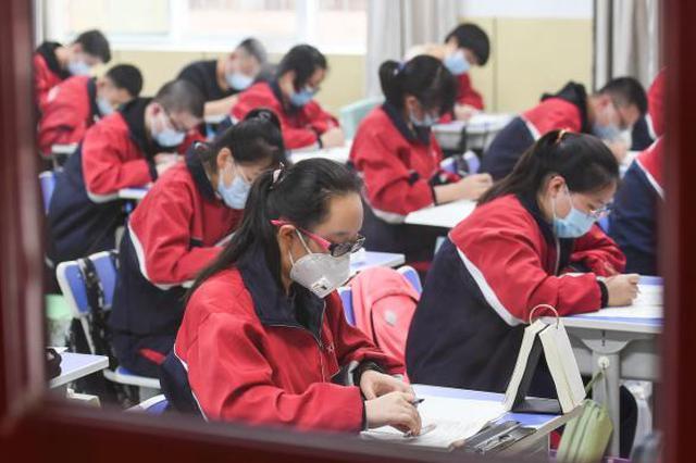 山西高三年级如期开学 初三年级按4月25日做开学准备