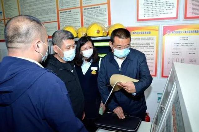 山西:专家技术服务进社区 推动基层应急能力建设