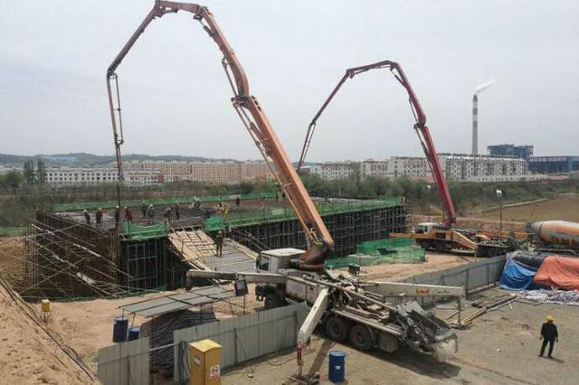 太焦高铁武乡西站项目新进展 助力红色老区经济发展