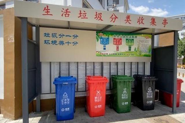 6月1日起山西实行垃圾分类 生活垃圾不能一扔了之