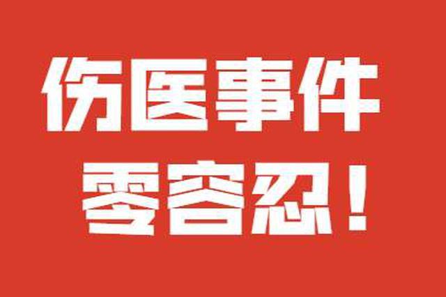"""关注暴力伤医 人大代表王雅丽建议实行""""追责制"""""""