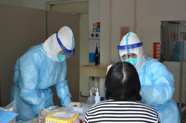 山西首家县区级医院开展新冠肺炎核酸检测