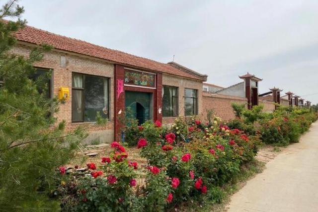山西长子逐步加强全乡各村绿化工作 建设美丽乡村