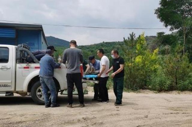 太原急救人2小时百公里驰援救助被砸骨折患者