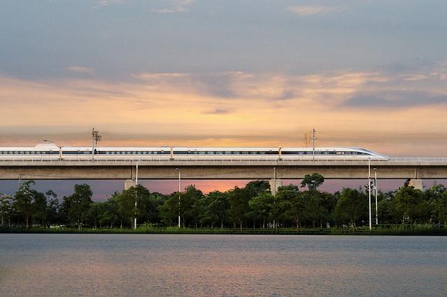 集大原高铁开工建设 打通山西高铁北上通道