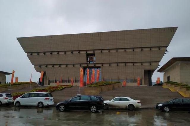 山西博物院举办抗疫主题展