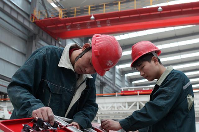 山西省首批装配式建筑产业基地在吕梁离石投产
