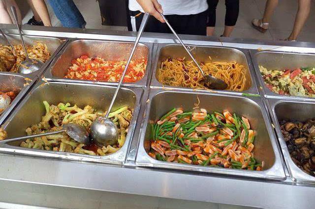 """山西:开学食堂""""八个不通过""""严守校园食品安全关"""