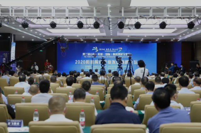 2020山西阳城陶瓷产业发展高峰论坛召开